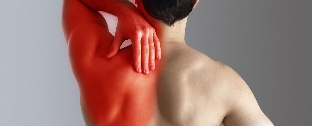 Боль в ключице и плече плечелопаточный периартрит.