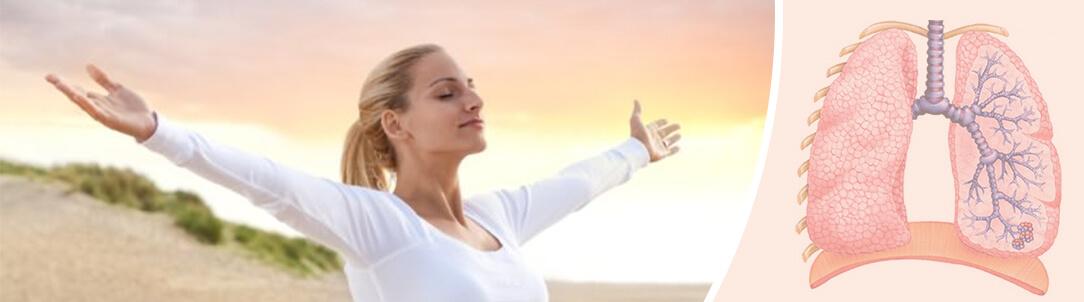 дыхательный тренажер при эмфиземе легких